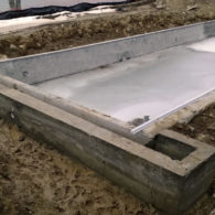 Pool Under Consttruction