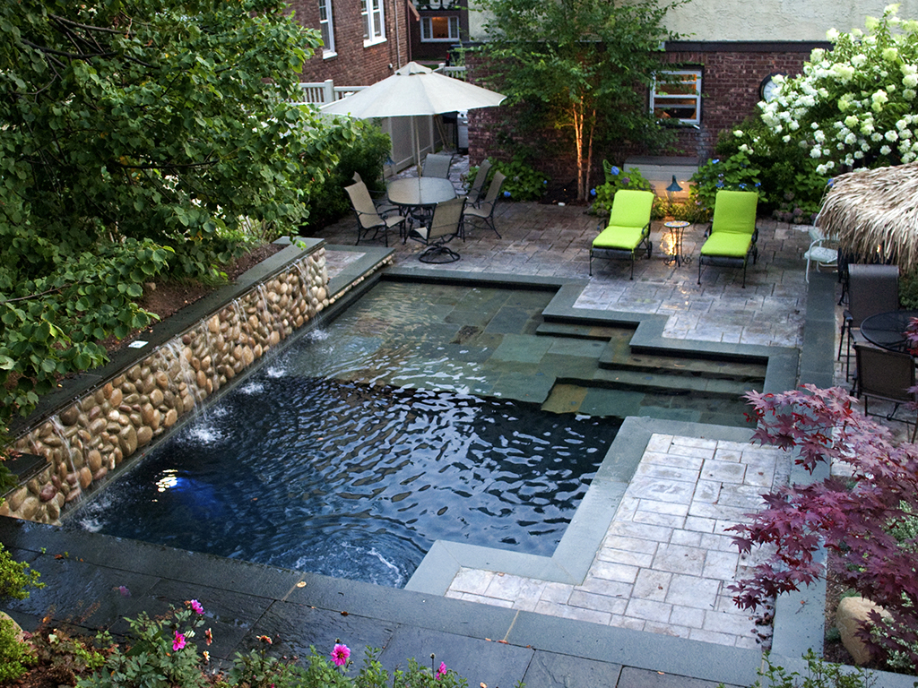 27-pools-covers-river-rock-recessed-unique-waterfall