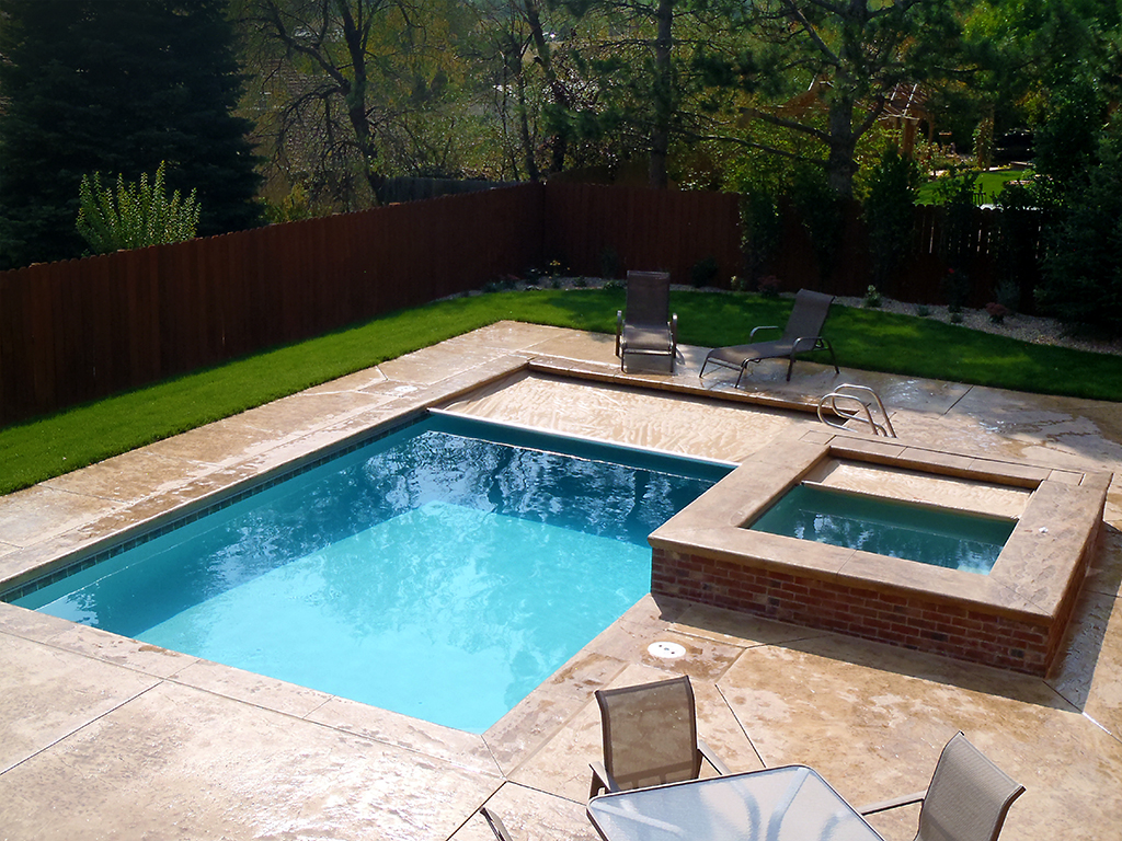 Covers for spas swim spas cover pools for Garden pool covers